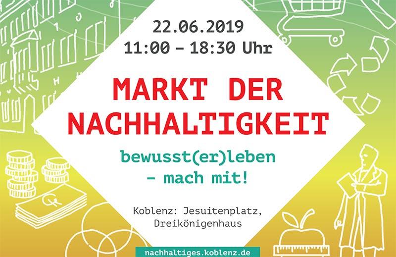 Markt der Nachhaltigkeit